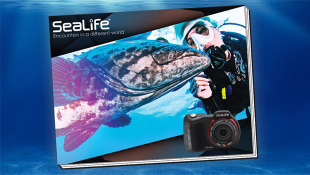 Sealife offering FREE UW Photo Book at Beneath the Sea Show
