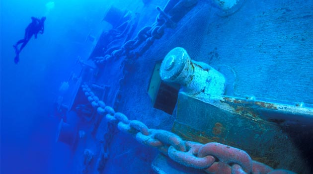 DEMA Policy Alert – US Navy Clarifies Rules for Diving Sunken Military Vessels