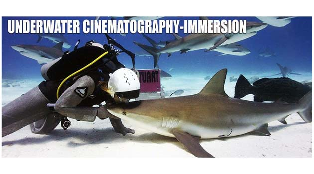 Emmy-Award Winner Frazier Nivens teams with Stuart Cove for UW Cinematography Immersion Training