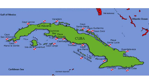 Dive Cuba: Space Available for Exclusive Group Trip