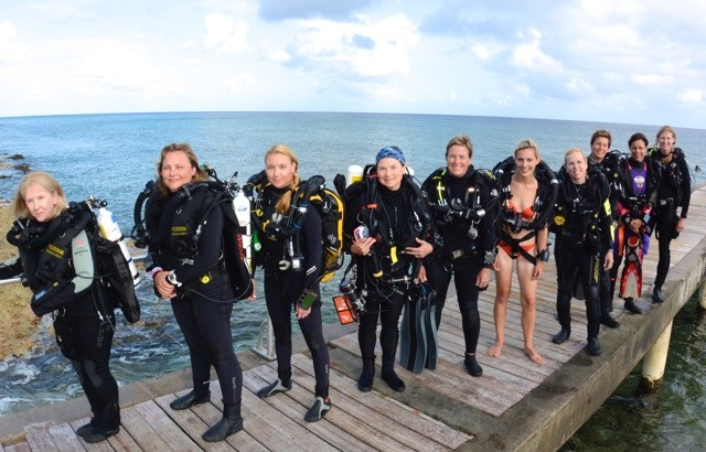 Inner Space 2015: Divetech Celebrates the World of Rebreathers in Grand Cayman