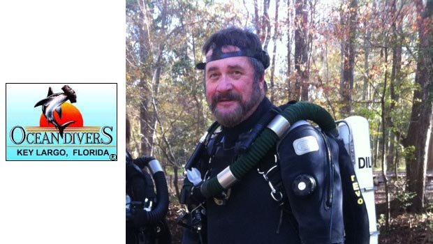 Divers Direct names Jim Wyatt Instructor Trainer of Technical, Cave Diving