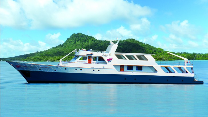 Worldwide Dive and Sail back in Truk with new vessel – the Truk Master