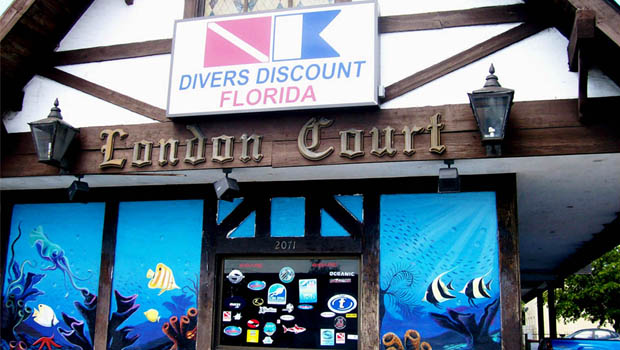 Reason #2 to Buy Divers Discount Florida in Ft. Lauderdale
