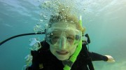 Kids Dive Free EVERY Summer thanks to new program at Turquoise Bay Resort Roatan