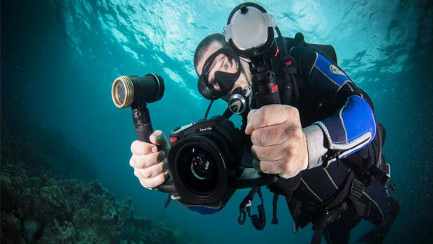 SeaLife Airs 30-second Shark Week Television Spot Shot Entirely with a SeaLife Micro HD Camera
