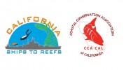 California Ships to Reefs forms alliance with Coastal Conservation Association of California