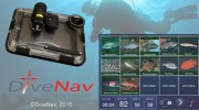 DiveNav and iDive demonstrate iPad based next generation underwater data collection system at the AAUS Symposium