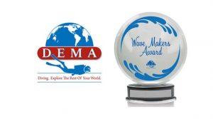 Samantha Whitcraft Named 2020 DEMA Wave Makers Award Recipient