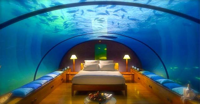 Jules Undersea Lodge Nation S Only Underwater Hotel Reopens In