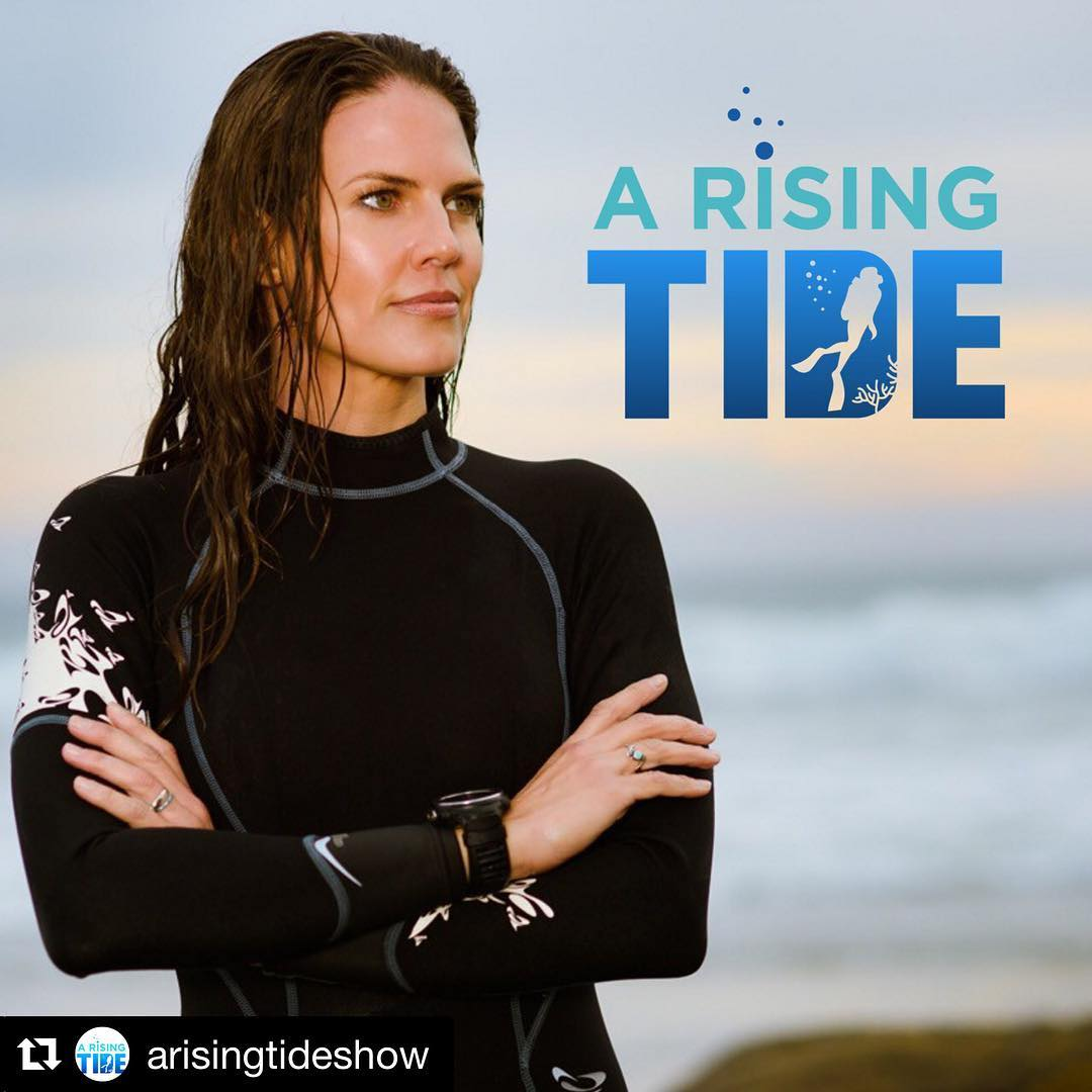 Mehgan Heaney-Grier to Host A RISING TIDE - A New YOUTUBE