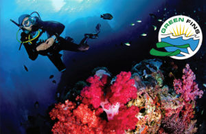 Professional Scuba Schools Supports REEF-WORLD Environmental Scholarship for Deserving Dive Guides