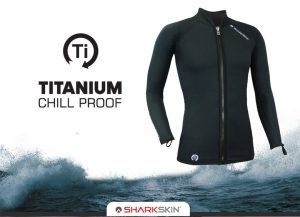 New Sharkskin Titanium Tested By Bob Staddon