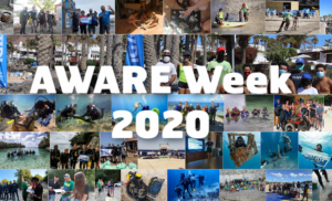 Global Dive Community Rallies to Save the Ocean Throughout AWARE Week 2020