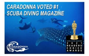 SCUBA DIVING Magazine Names Caradonna Top Dive Travel Agency for Second Straight Year
