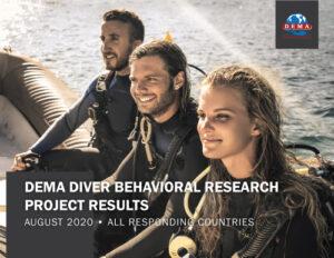 DEMA Publishes Most Recent Dive Consumer Survey Data