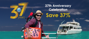Aggressor Adventures Celebrates 37 Years – Special Discounts and Commitment to the Environment Continues