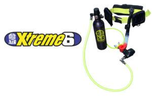 Spare Air Introduces new Xtreme 6 Mini Scuba Kit
